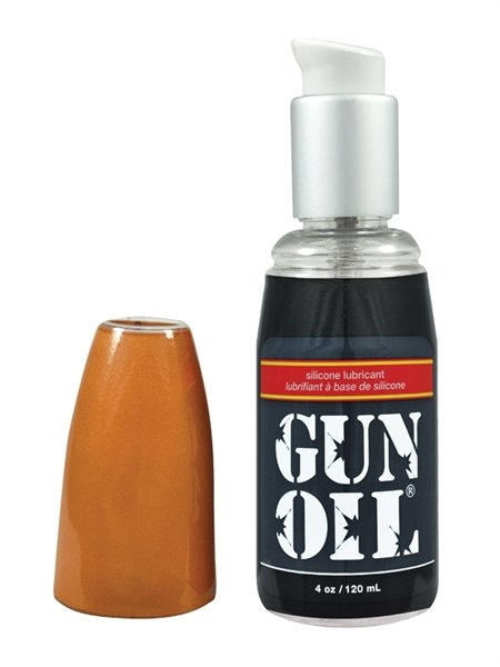 Gun Oil Silicone Lubrifiant 4 On