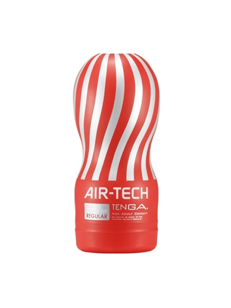 Tenga Air Tech Cup Red Regular Réutilisable