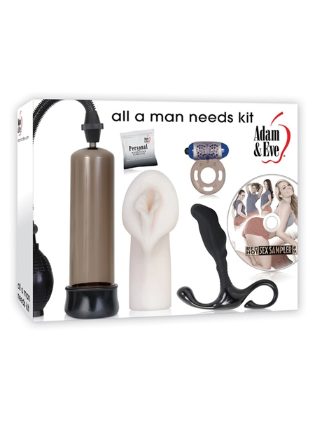 Ensemble All a Man Needs - Adam & Eve